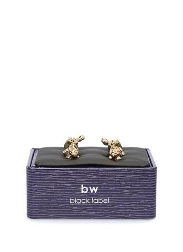 Babette Wasserman Kol Düğmesi Altın